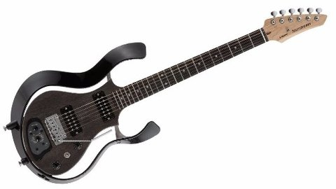Guitarra Electrica Vox Starstream Type1 - Modelado Digital