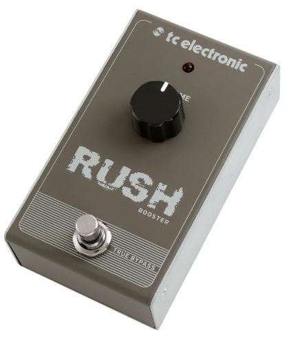 Tc Electronic Rush Booster Pedal Boost Analogo - UNPLUGGED
