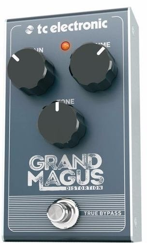 Tc Electronic  Grand Magnus Distortion Simulador Valvular