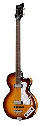 Hofner Club Ignition Hct 5002 Bajo Violin Beatles C/ Estuche