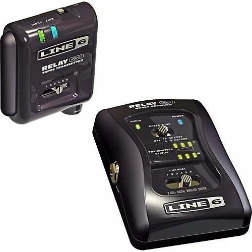 Line 6 G30 Relay Sistema Digital Inalambrico Para Guitarra