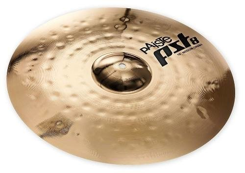 Platillo Paiste Pst8 Mc-16 Medium Crash 16