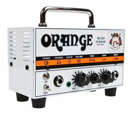 Cabezal Guitarra Micro Terror (tm) 20w Orange