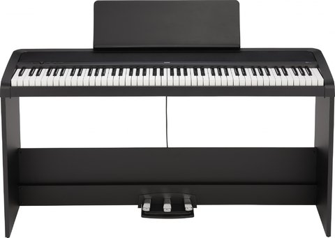 Korg B2sp Piano Digital 88 Teclas Mueble Acc Martillo