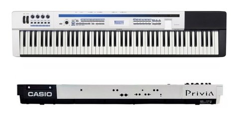 Casio Privia Px-5s Piano Digital De 88 Teclas Con Pedal