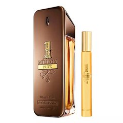 Kit 1 Million Privé Eau de Parfum 100ml + Miniatura 10ml na internet