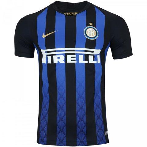 0db24d5bb9 Camisa Inter de Milão I 18 19 - Estiva Soccer