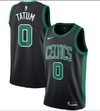 Camisa Regata Boston Celtics Verde/Preto - TATUM 0