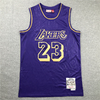 Camiseta Regata Nike Lakers Roxa James #23 - comprar online
