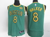 Camisa Regata Boston Celtics Verde com dourado - WALKER 8