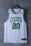 Camisa Regata Boston Celtics Branca/Verde - HAYWARD 20