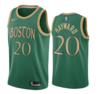 Camisa Regata Boston Celtics Verde com dourado - hayward 20