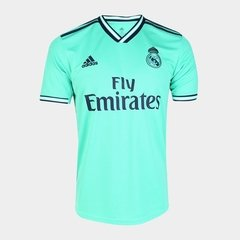 Camisa do Real Madrid Verde 2019/2020 Masculina Personalizável