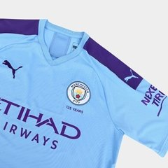 Camisa Manchester City Azul 2020 Masculina Personalizável na internet