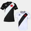 KIT Camisas do Vasco da Gama Kappa 2020 Masculina Personalizável