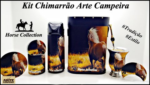 Kit Chimarrão (Mateira)Horse Collection - comprar online