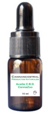 ACEITE C.B.D. CANNAZOO 10 ml