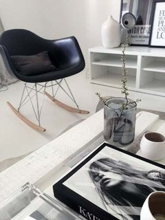 Sillon Silla Mecedora Rocking Chair - Eames en internet