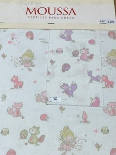 POPLIN ESTAMPADO Art:5395