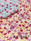 GABARDINA ESTAMPADA Art:5497