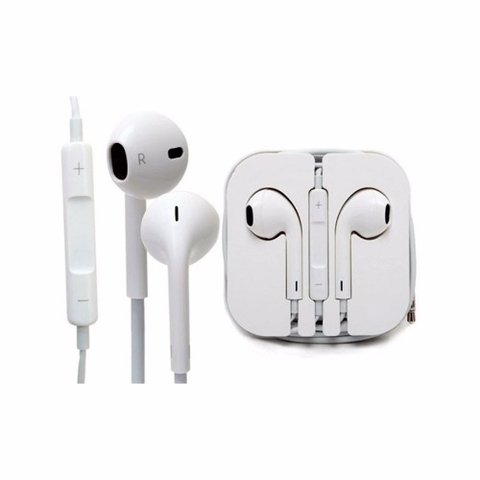 Audifonos Apple Earpods Iphone 5 5s 6 6s Ipad Originales