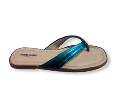 CHINELO AZUL METAL AN00