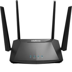 Roteador wireless 4 portas Dual Band Gigabit AC1200 RG 1200 Intelbras CX 1 UN