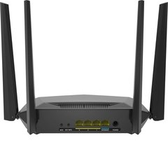 Roteador wireless 4 portas Dual Band Gigabit AC1200 RG 1200 Intelbras CX 1 UN - comprar online