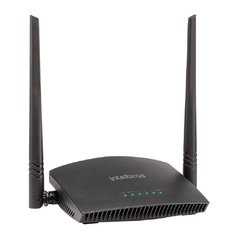 ROTEADOR WIRELESS INTELBRAS RF301K 300MPBS CUSTOM BLACK WEEK