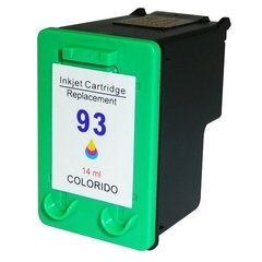 CARTUCHO HP 93 COLORIDO COMPATIVEL HP 5440/OFFICEJET 6310