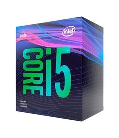 Processador Intel Core i5-9400F Box (LGA 1151 / 6 Cores / 6 Threads / 2.9GHz / 9MB Cache) -S/Video