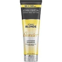 Shampoo John Frieda Sheer Blonde Go Blonder Lightening