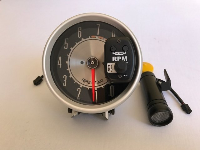 CONTAGIRO MONSTER 125MM 8000 RPM PARA FORD MAVERICK