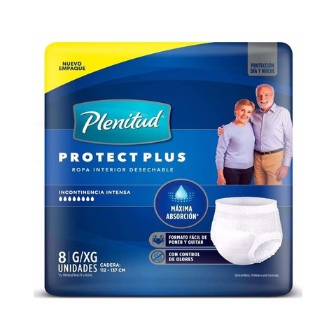 Plenitud Protect Plus x8 Unidades