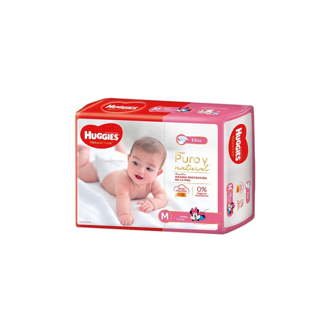 Huggies Natural Care Ellos y Ellas (M) en internet