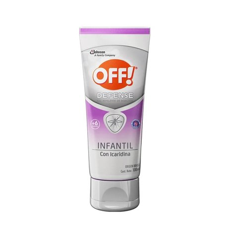 OFF! Defense Infantil Gel