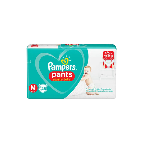 Pampers Pants Confort Sec