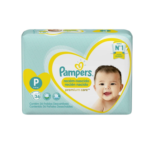 Pampers Prem Care Px36