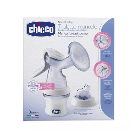Sacaleche Manual Chicco - comprar online