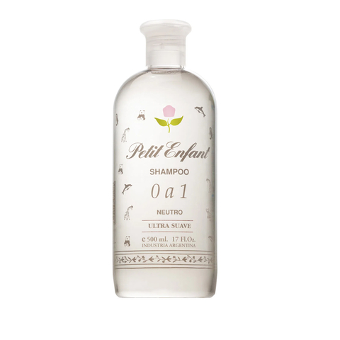 Shampoo neutro Petit 500ml