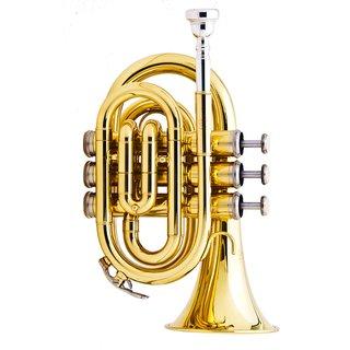 Trompete Pocket Htp-25l Sib