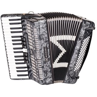 Acordeon Michael Acm8007n Pbk De 80 Baix...