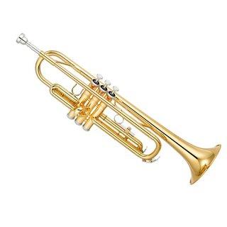 Trompete Harlem Sib Laqueado com Estojo
