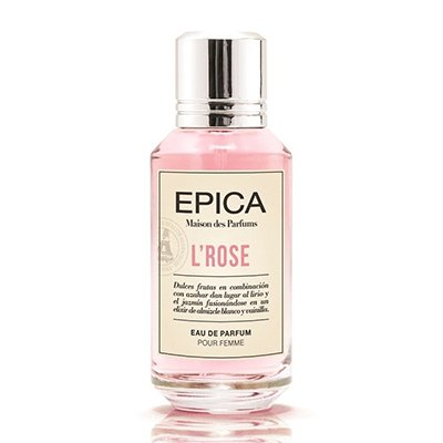 Perfume Mujer Epica L´rose Edp X 50ml