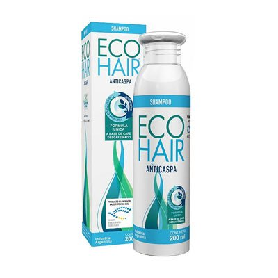 Eco Hair Shampoo Anti Caspa X 200ml