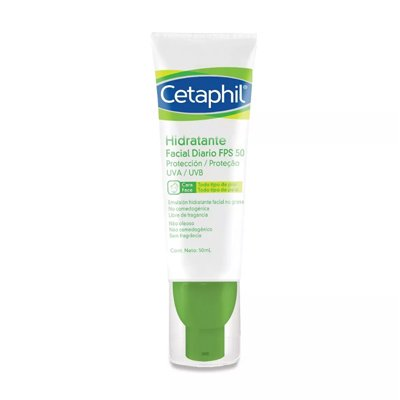 Cetaphil Hidratante Facial Diario Fps 50 50ml