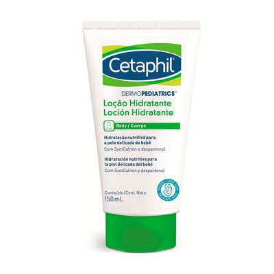 Cetaphil Dermopediatrics Locion Hidratante 150 Ml