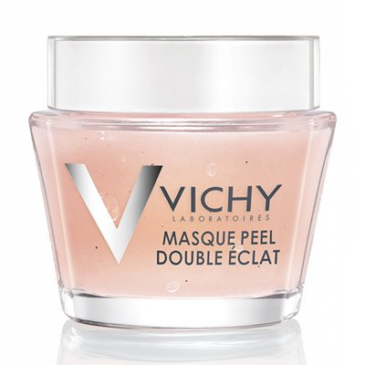 Vichy Máscara Mineral Luminosidad Doble Peeling 75ml