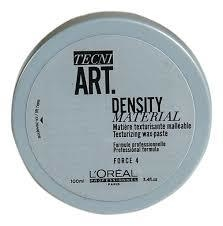 CERA PASTA DENSITY  TECNI ART  100ML en internet