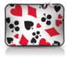 FUNDA Notebook Neoprene Est 13 Poker